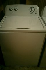 Whirlpool amAna super capacity washer in Fort Rucker, Alabama