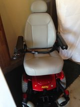 Jazzy Pride Mobility Power Wheel Chair in Lockport, Illinois