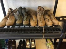 military boots in Alamogordo, New Mexico