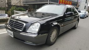 2004 SSANGYONG CHAIRMAN S500-AUTO-AWESOME VEHICLE(SAME CLASS AS LEXUS LS) in Osan AB, South Korea