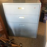 4 drawer Lateral file cabinet in Baytown, Texas