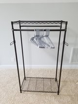 Clothes Rack in Fort Bragg, North Carolina