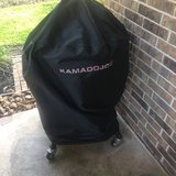"Kamado Joe 18"" grille in Kingwood, Texas"