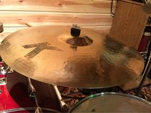 "Zildjian 21"" K Crash Ride Cymbal in Kingwood, Texas"