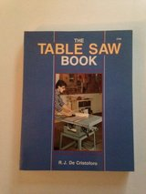 The Table Saw Book in Plainfield, Illinois
