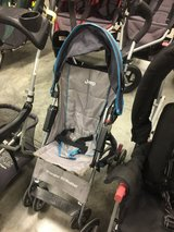 Jeep stroller with new accessories in Camp Lejeune, North Carolina