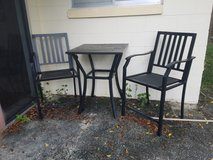 2 chair patio seat in Kissimmee, Florida
