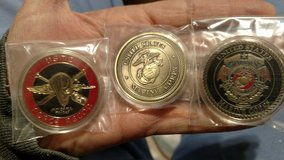 Challenge Coins Marine New in 29 Palms, California