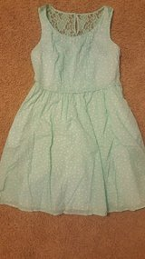 Cute mint green summer dress in Cherry Point, North Carolina