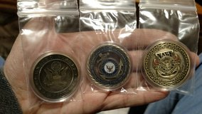 Challenge Coins Army & Navy in 29 Palms, California