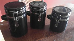 3 pc Canister Set in Naperville, Illinois
