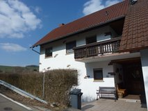 great location, beautiful view, nice house in henschtal, just a few minutes from ramstein away t... in Baumholder, GE