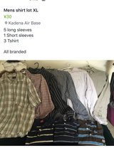 Men's clothes lot sz XL in Okinawa, Japan