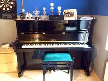 Solton piano + piano stool in Baumholder, GE