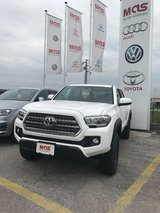 The New Tacoma TRD Off Road in Vicenza, Italy