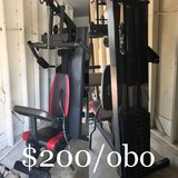 Workout machine in Fort Belvoir, Virginia