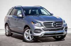 LAST NEW 2016 Mercedes-Benz GLE 350 in Ansbach, Germany