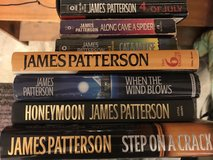 James Patterson in Warner Robins, Georgia