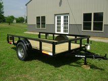 Trailers (Single Axle, Tandem Utility, & Flatbeds) Starting @ 755 in Fort Campbell, Kentucky