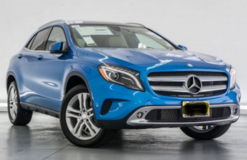 LAST NEW 2016 Mercedes-Benz GLA 250 4Matic in Grafenwoehr, GE