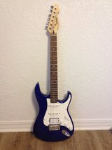 Peavey Predator International Series Blue Guitar in Fort Polk, Louisiana