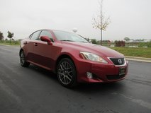2007 Lexus IS250 in Naperville, Illinois