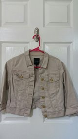 Jessica Simpson cropped jacket, size xs in Fort Polk, Louisiana