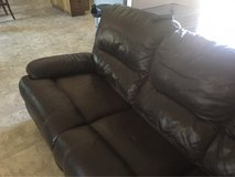 recline and rocking set of couches in Yucca Valley, California