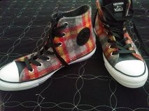 Converse hi-top in Spring, Texas