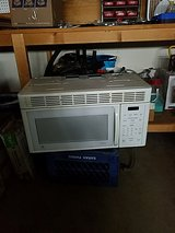 GE stove top microwave in Fort Campbell, Kentucky