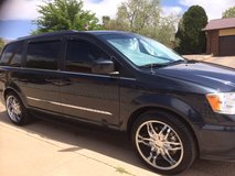 2013 Chrysler Town and Country FS/FT in Nellis AFB, Nevada
