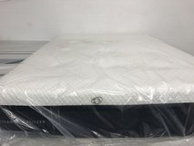 Stearns and Foster high end memory foam mattress in Tacoma, Washington