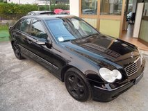 Mercedes C180- One Year Warranty in Vicenza, Italy