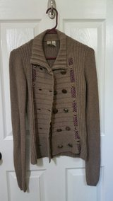 BKE Cardigan/Sweater size small in Fort Polk, Louisiana