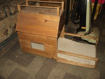 REDUCED Hand Made Dog Bed with Lift top for Small Dogs in Fort Leonard Wood, Missouri
