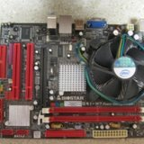 Biostar G41-M7 Motherboard in Kingwood, Texas