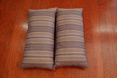 Throw pillows (queen or king bed) set of 2 in Warner Robins, Georgia