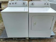 Whirlpool washer and electric dryer set (2) in bookoo, US