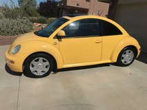 2000 VW Beetle 1.8 Turbo in Alamogordo, New Mexico