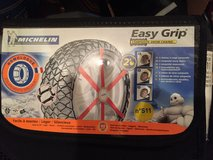 "Michelin brand Easy Grip tire cables for 16"" wheels (for use in snow) in Stuttgart, GE"