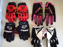 ATV gloves (Black & Red SOLD) in Fort Leonard Wood, Missouri