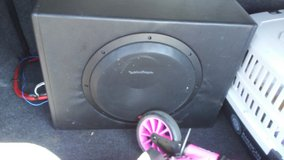 Rockford fosgate speaker in Fort Leavenworth, Kansas
