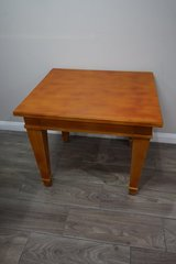 Light Cherry Side Table in Kingwood, Texas