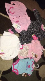 Baby Girl Clothes Sizes Vary in Perry, Georgia