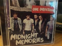 One Direction CD Midnight Memories in Saint Petersburg, Florida