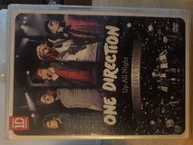 DVD One Direction Up All Night the live tour in Saint Petersburg, Florida