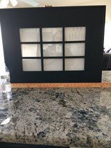 Black picture frame in Vacaville, California