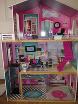 barbie dollhouse in Fort Riley, Kansas