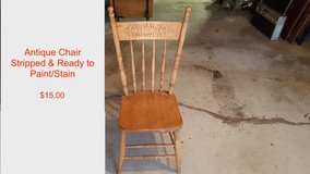 Antique Chair in Palatine, Illinois