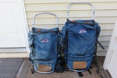 Jansport USA External Frame Backpack for Hiking in Fort Knox, Kentucky